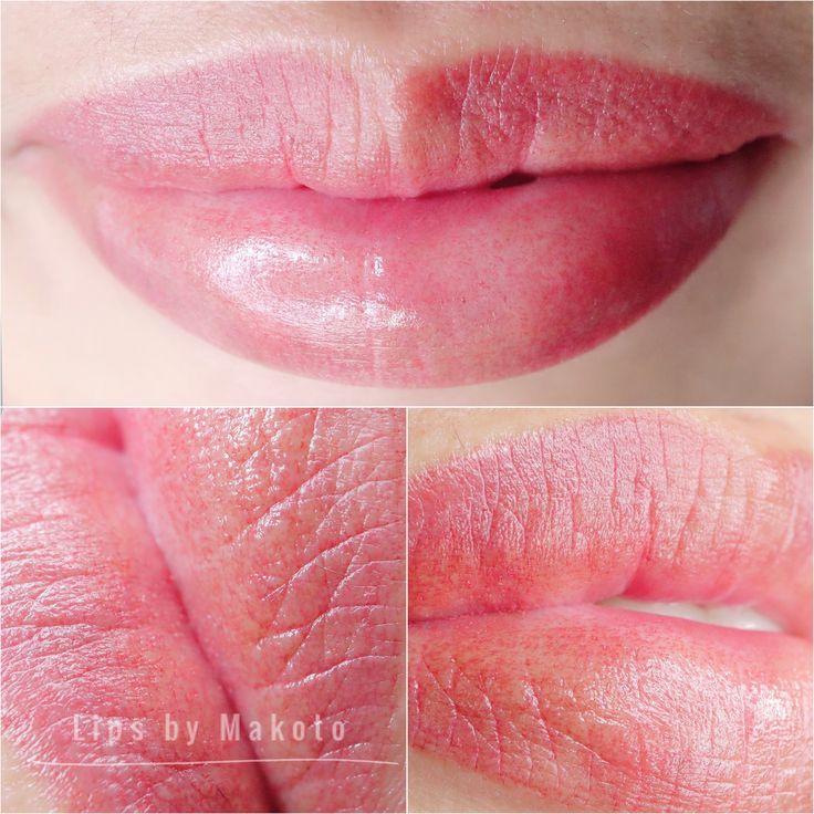 Lip blushpermanent makeup by makoto lip permanent