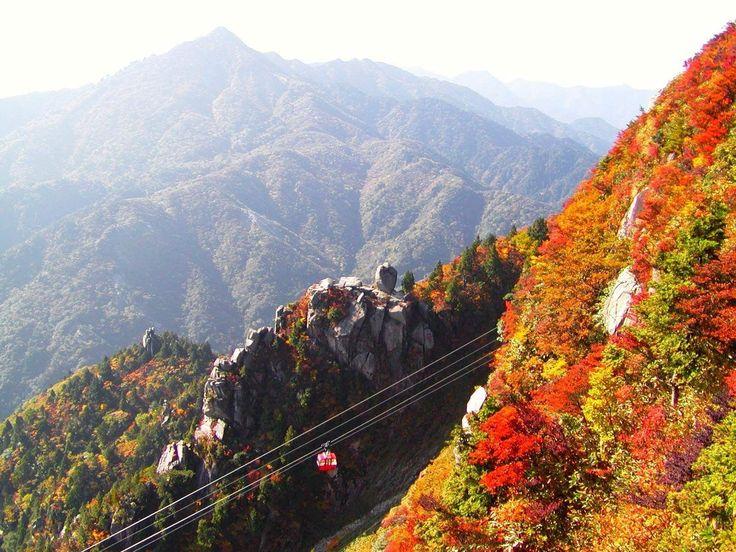 """¡El otoño ha llegado al monte Gozaisho!   Hoy os recomendamos una excursión al monte Gozaisho, en la prefectura de Mie, donde el otoño ya ha coloreado sus laderas, dejándonos unas imágenes preciosas. Tomando un teleférico podremos subir cómodamente hasta la cima del monte, desde donde tendremos las mejores vistas-  Acceso y billete recomendado:   El acceso es sencillo desde Nagoya. En el billete """"Kintetsu Rail Pass Plus"""" está incluido en el precio del tren entre la estación Kintetsu Nagoya y…"""