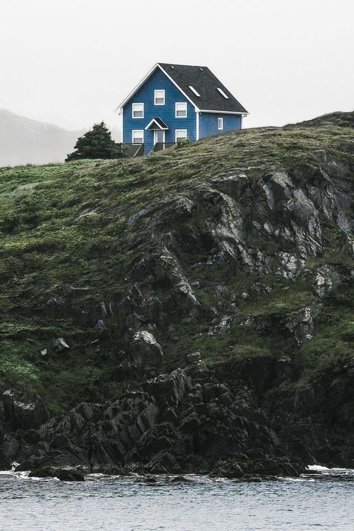 """banshy: """" Life in Newfoundland // Dylan Furst """""""