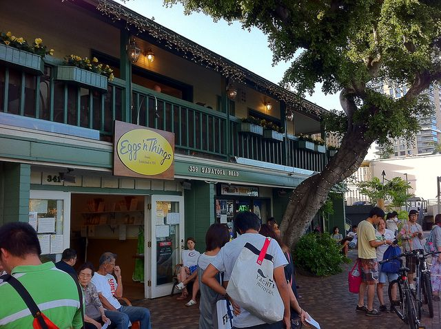 Waikiki's Eggs n'Things | Flickr - Photo Sharing!