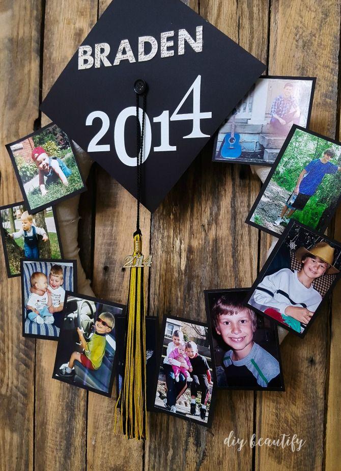 69 best images about graduacion day on pinterest - Kindergarten graduation decorations ...