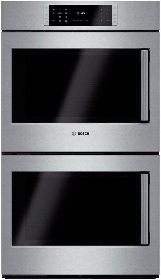 Bosch Benchmark Series Hblp651luc Best Double Wall Ovens Wall Oven Double Convection Wall Oven