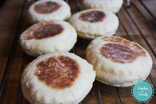Les bons petits muffins anglais! http://foodiesandfamily.fr/les-petits-muffins-anglais-yummy/