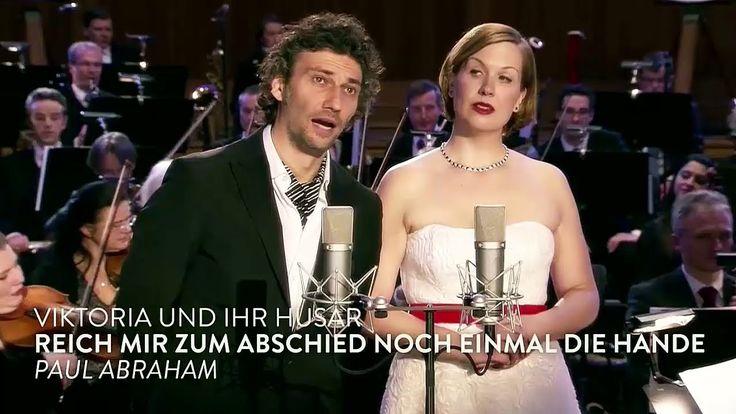 """Jonas Kaufmann & Julia Kleiter ~ """"Reich mir zum Abschied noch einmal die..."""