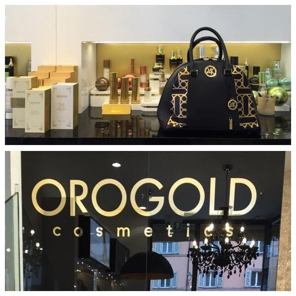Soon with Orogold Cosmetics