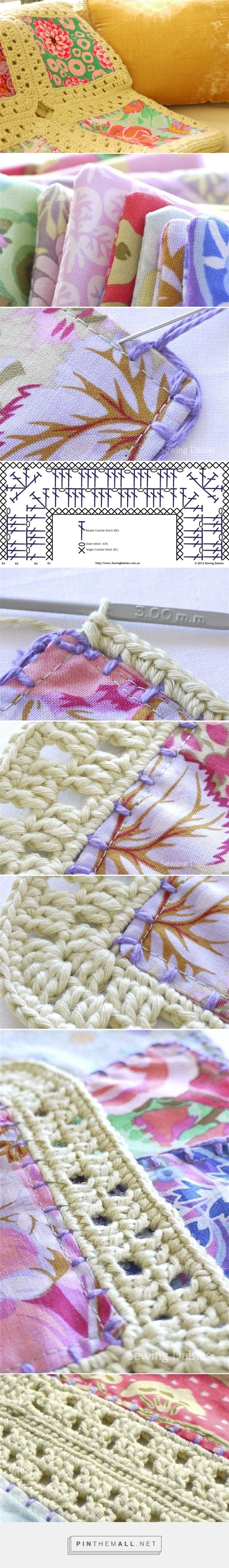 Tutorial: Kaffe Fusion Blanket – Sewing Daisies... - a grouped images picture