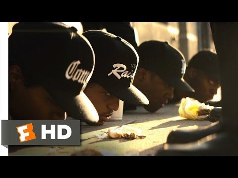 Straight Outta Compton (5/10) Movie CLIP - Police Harassment (2015) HD - YouTube