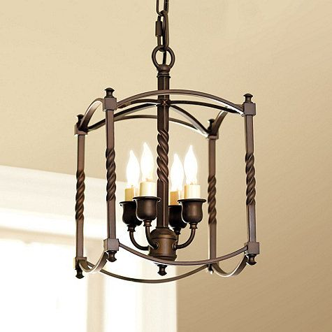 Carriage House Chandelier - Small