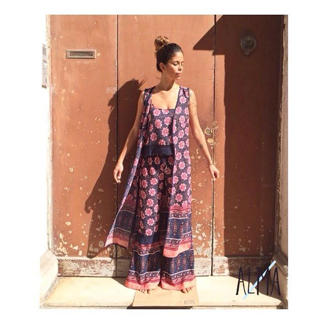 Scopri la nostra selezione di brand di ricerca italiani ed europei! . 🌼🌸🌺🌼. . Total gipsy look in store! Info e spedizioni in direct o su whatsapp. . _Stay Seventies_ _Stay Alma_ . #alma #almashop #viamariopagano203 #trani #stayalma #fashion #style #stylish #love #cute #photooftheday #gipsy #bsbfashion #beauty #beautiful #instagood #pretty #swag #girl #girls #instafashion #dress #short #styles #outfit #shopping #glam #slowfashion #newcollection #shoppingonline