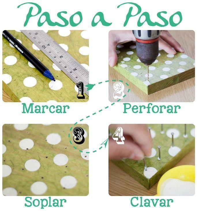 Tutoria: Telar para pulseras de gomitas | Aprender manualidades es facilisimo.com
