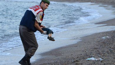 2015 - immigration tragedy on Mediterraneo Sea