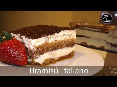 Tiramisú - YouTube