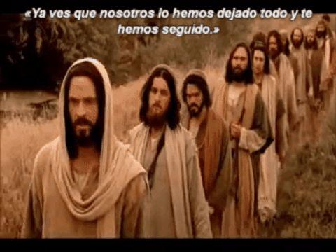 Resultado de imagen para En aquel tiempo, dijo Pedro a Jesús: «Nosotros lo hemos dejado todo