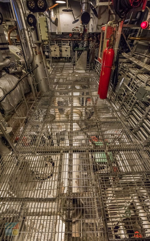 Battleship USS North Carolina Uss