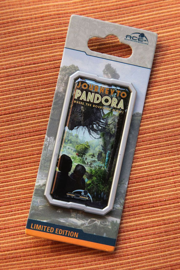 Avatar Disney Pin Na'vi Translator Device