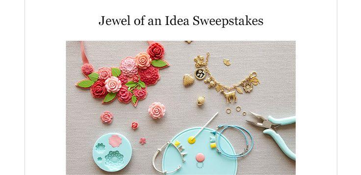 Martha Stewart Craft Jewelry Contest
