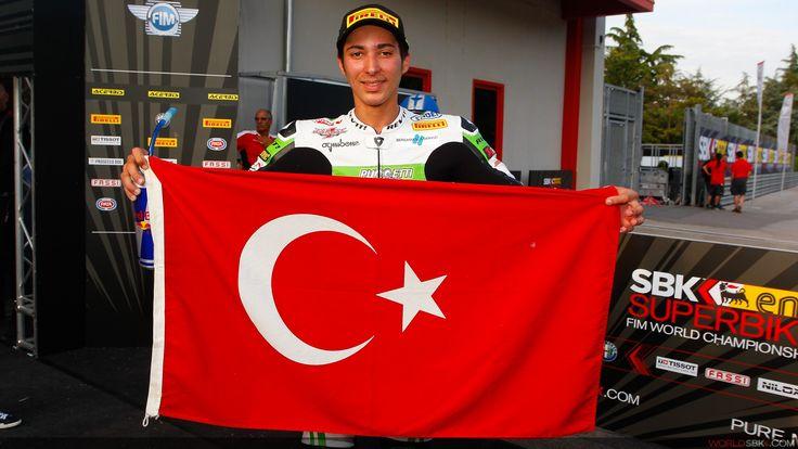 Supersport Dünya Şampiyonası Toprak Razgatlıoğlu