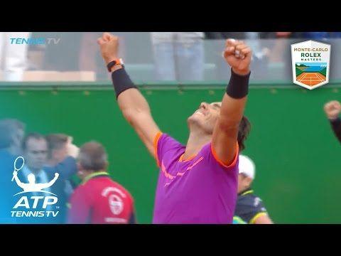 VIDEOS: Rafael Nadal Wins Historic 10th Monte-Carlo Title (Highlights, Hot Shots) – Rafael Nadal Fans