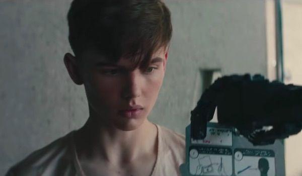 Perfect 2018 Movie Trailer 2 Garrett Wareing Seeks Help For His Dark Impulses In Eddie Alcazar S Scifi Film Filmbook Movie Trailers Latest Movie Trailers Trailer 2