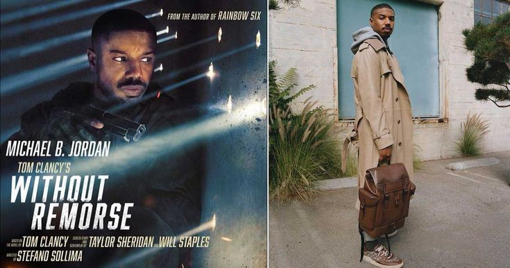 Without Remorse New Trailer Out Michael B Jordan Invites You On A Revenge Ride In 2021 New Trailers Michael B Jordan Hollywood Actor