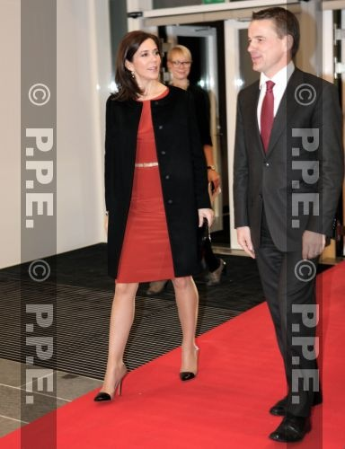 Crown Princess Mary at UN Conference