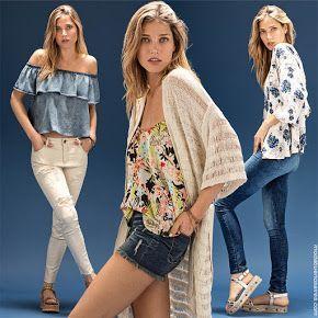 MODA. Estas son las tendencias del verano que presenta la marca argentina de indumentaria femenina y accesorios Sophya. | MODA MUJER VERANO 2017.