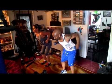Uptown Funk    Hand weight workout!  :) 4:54