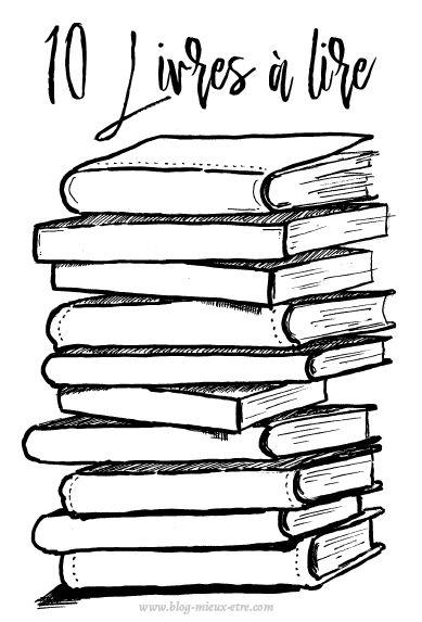 Bujo - 10 livres à lire