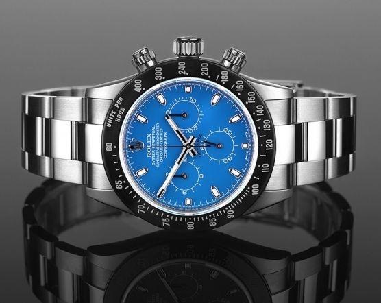 Trois nouvelles Rolex Dayto by Project X Designs | The Watch Observer