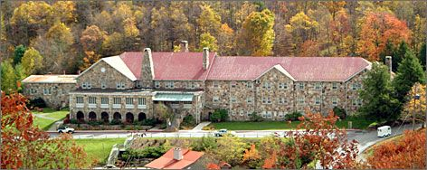 Kellermans Resort Mountain Lake Hotel Virginia