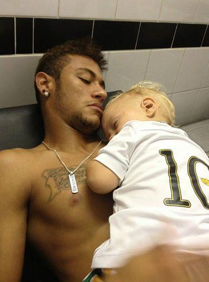 Neymar-Davi-Lucca-Foto-Instagram