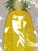 Napple-lady by greenrosestormcloud