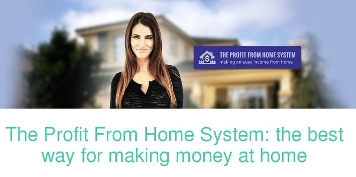 Ever heard of PFHSystem? If so, I suggest you read my Profit From Home Review first before trying!