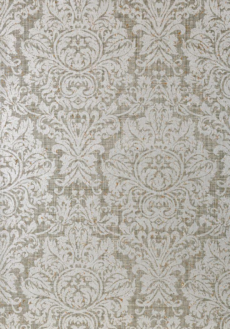 french damask metallic wallpaper - photo #7