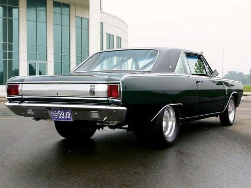 67 Dodge Dart GT - http://www.fyeah-cars.com/67-dodge-dart-gt/