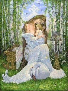 Медитация с образом мамы на принятие через нее жизни, безусловной и всеобъемлющей любви