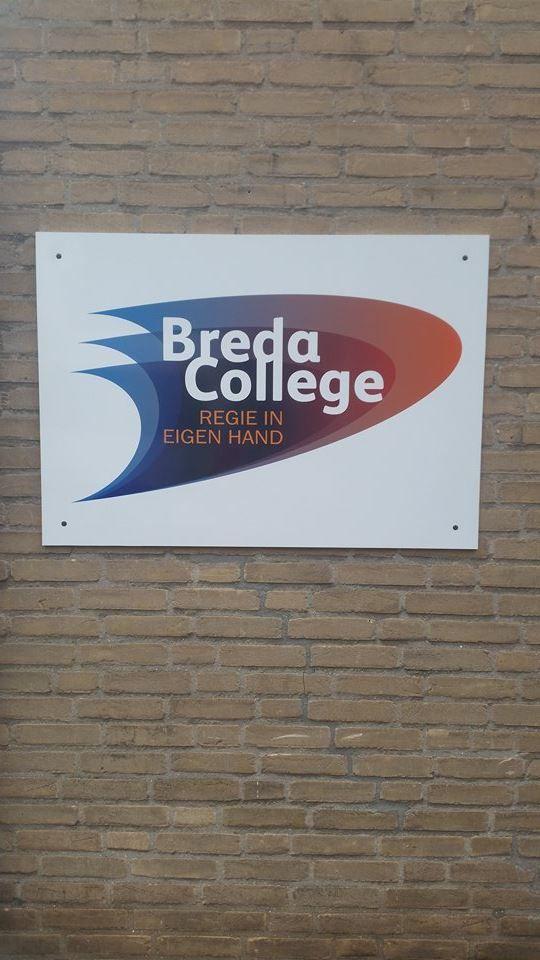 het school logo