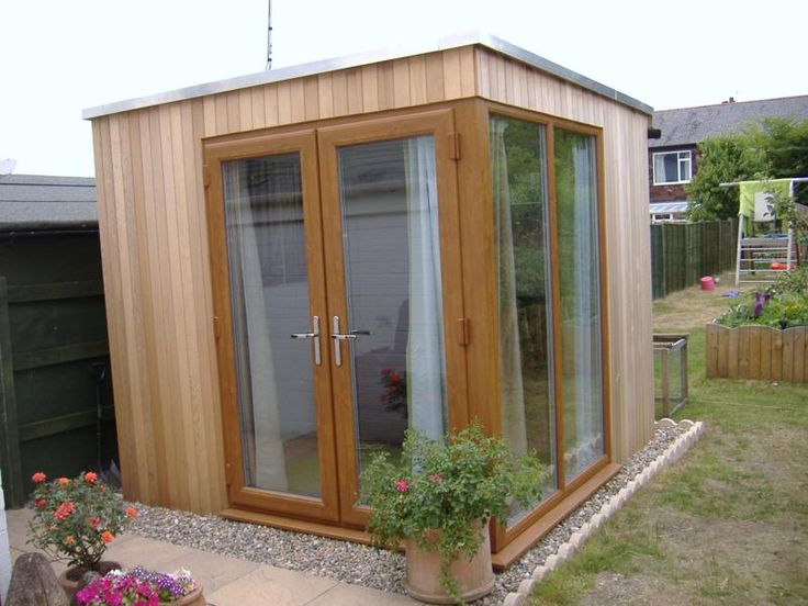 Our smallest garden room Preston