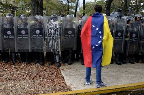 How A Collapse In South America Could Trigger Martial Law In The U.S.
