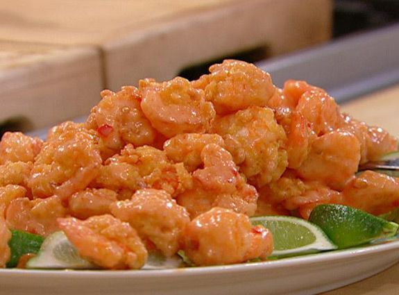 Bang bang shrimp.  I'll try making these once, but something tells me I would rather just go to Bonefish and let someone else do the dishes :)