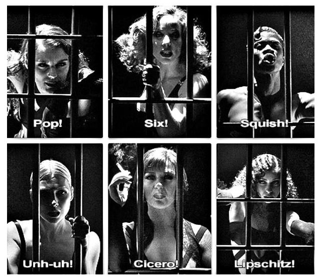 Chicago the musical cell block tango lyrics
