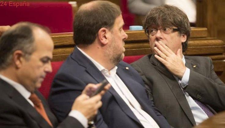 Los fiscales expresan su «honda preocupación» por la aprobación de las leyes de ruptura en el Parlament