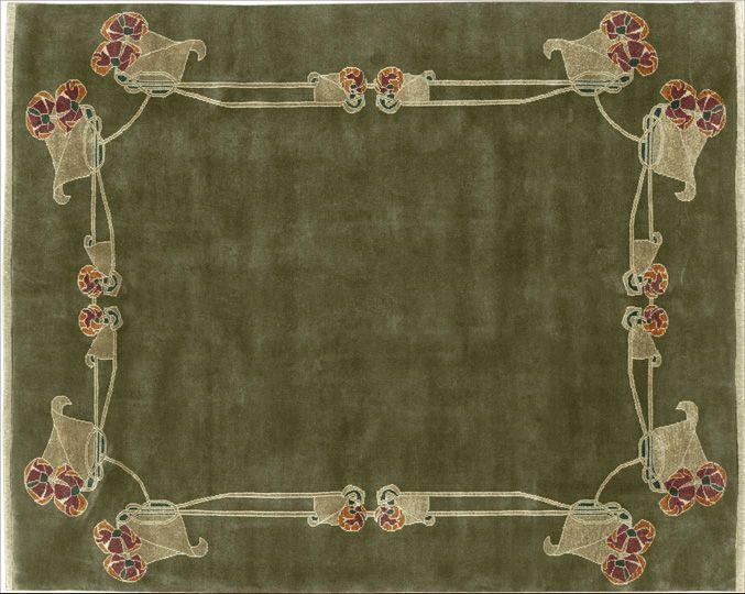 Largo craftsman rug