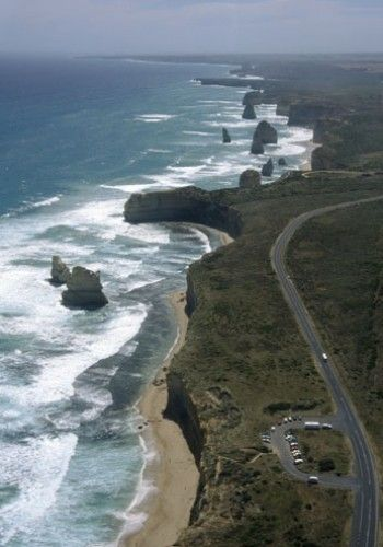 4. Great Ocean Road, Australia