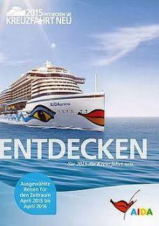 Kreuzfahrt News - AIDA, TUI, MSC, COSTA ...: Erste AIDA Kreuzfahrten für 2015/2016 ab sofort bu...
