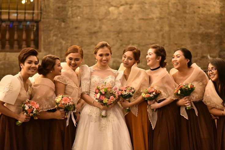171 Best Images About Wedding Entourage On Pinterest: 198 Best Modern Filipiniana Images On Pinterest