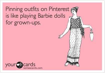 Barbies for grown ups