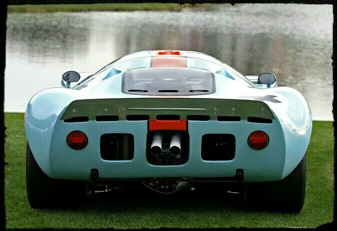 Gulf Mirage Gt40 Ford Gt Ford Gt40 Gt40