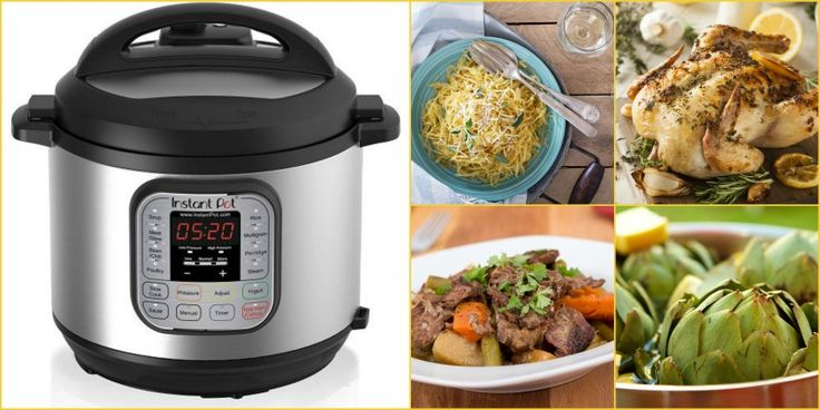 17 best images about what 39 s for dinner on pinterest for Best instant pot pressure cooker recipes