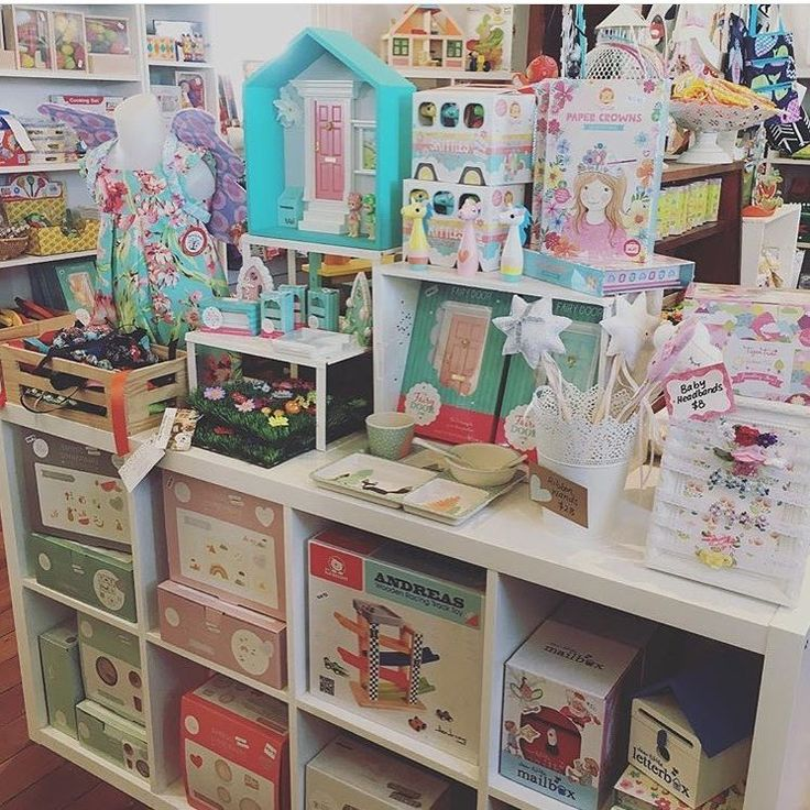 Banofi in Geraldton displaying a beautiful array of fairy products.